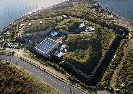 Le Fort de Kernevest à Saint-Philibert
