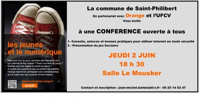 2016 JUIN Conférence Jeunes et Numérique