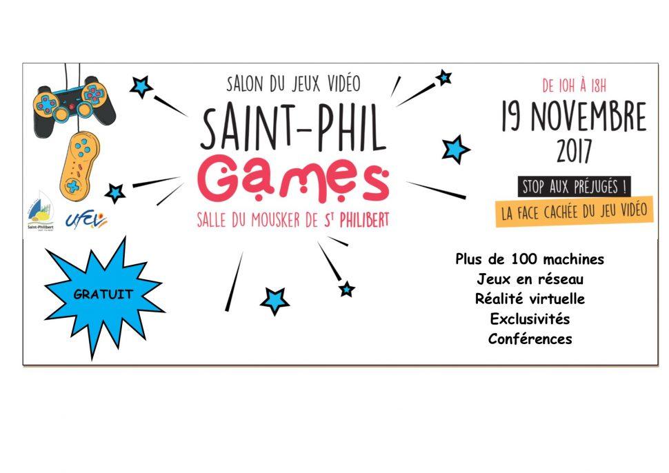 mairie de saint philibert salon du jeu vid o On salon du jeux video 2017