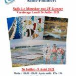 Salon Arts et Mer 2021